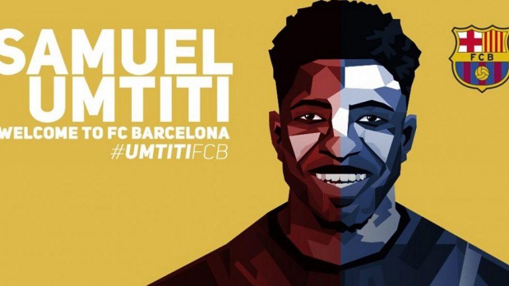 Μπαρτσελόνα: Ανακοίνωσε τον Σαμουέλ Ουμτιτί!