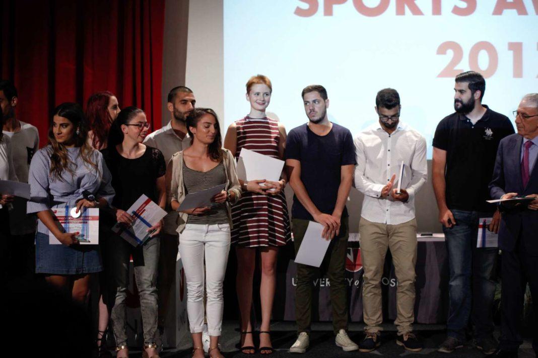 Διακρίσεις στον αθλητισμό από φοιτητές του Πανεπιστημίου Λευκωσίας