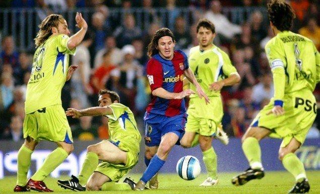 Όταν ο Μέσι έβαλε το κορυφαίο γκολ στην ιστορία της Μπάρτσα (vid)
