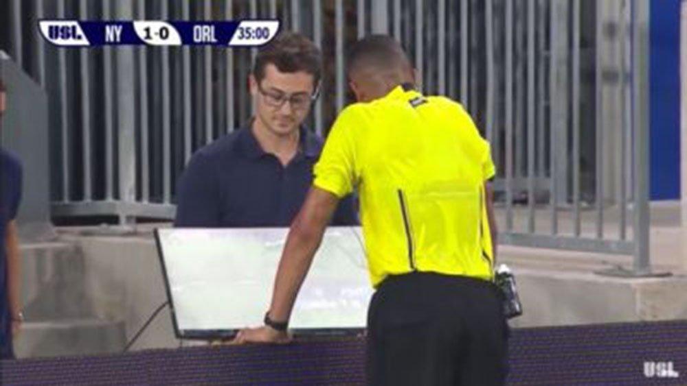 Η τεχνολογία στον έλεγχο του ποδοσφαίρου
