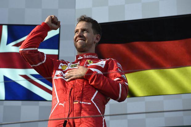 Στη Ferrari μέχρι το 2020 ο Vettel
