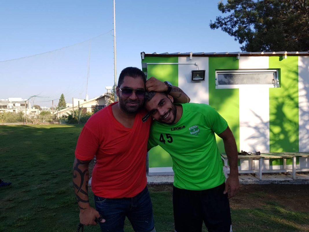 Από τα... πράσινα στα πράσινα ο Κύπρου (pics)