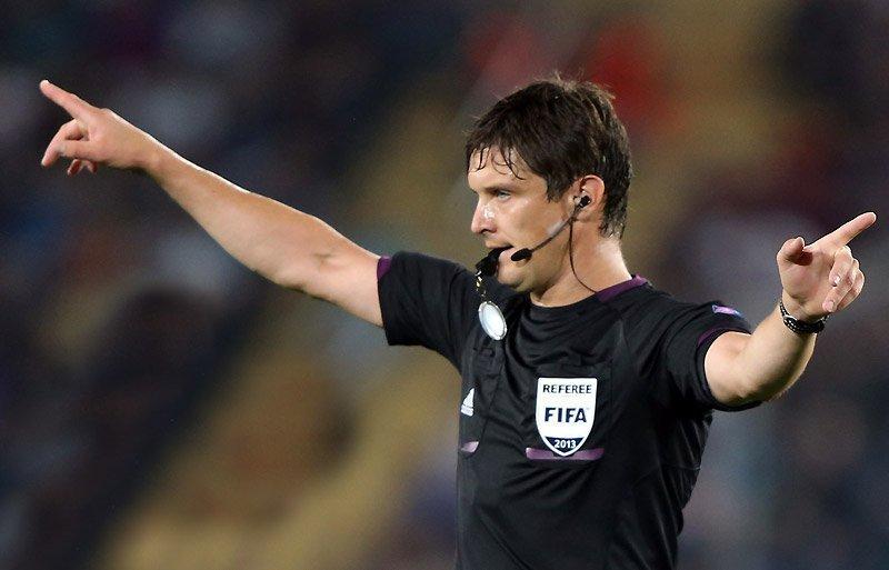 ΑΕΚ: Σλοβένοι διαιτητές στον αγώνα με την Βικτόρια