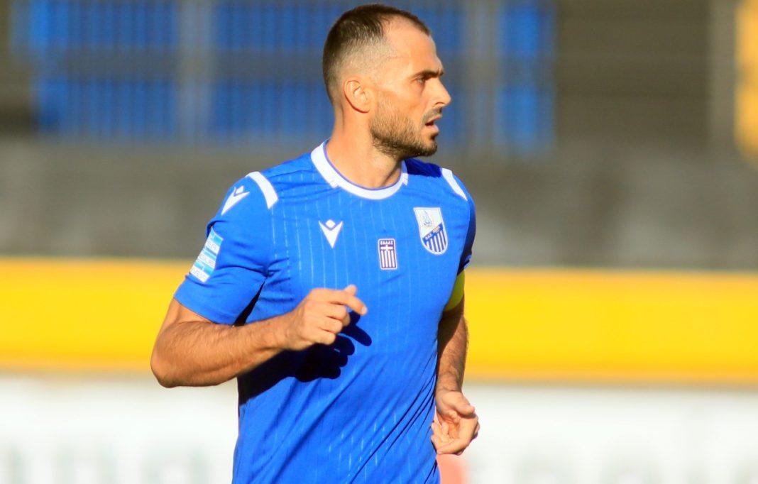 Ο Βύντρα τρίτος γηραιότερος στην ιστορία του ελληνικού ποδοσφαίρου