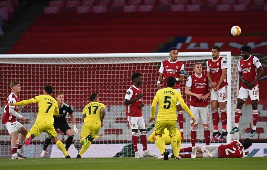 Άρσεναλ - Βιγιαρεάλ 0-0: Ο μάγος Εμερι γράφει ιστορία και με το Κίτρινο Υποβρύχιο (vid)
