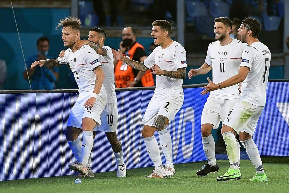 Τουρκία - Ιταλία 0-3: Η «Σκουάντρα Ατζούρα» δεν είχε όρεξη για… τουρκικά αστεία