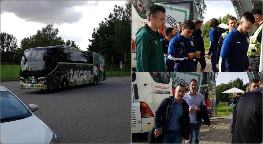 Aπόλλων: Η άφιξη με λεωφορείο του… Σαρούνας