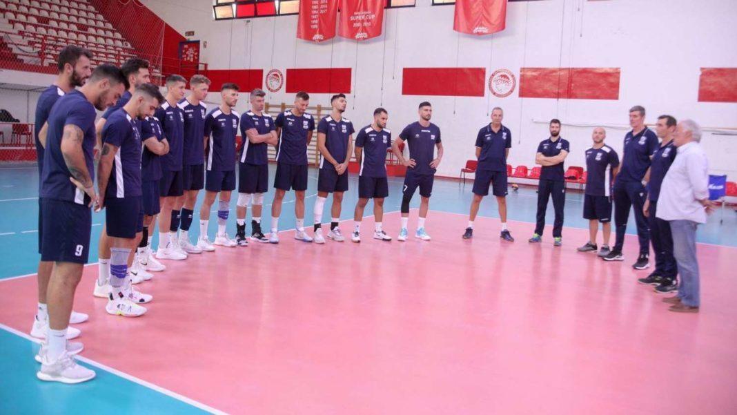 Eurovolley Aνδρών: Η Ελλάδα θέλει τρίποντο «χρυσάφι» με τη Βουλγαρία