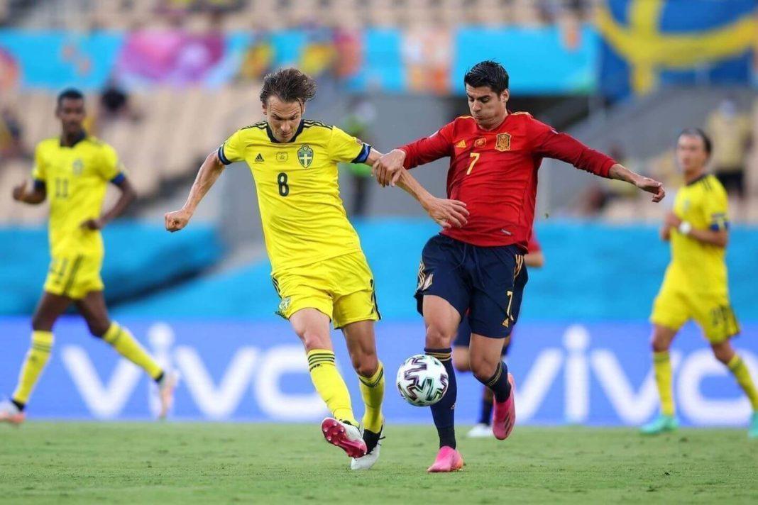 «Βραχυκύκλωσε» την Ισπανία η Σουηδία! (vid)