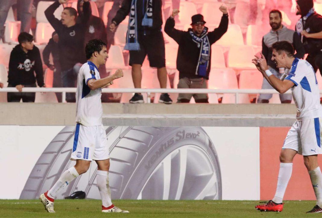 Ζελάγια: «Είναι ένα όνειρο το γκολ»
