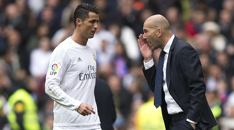 Ζιντάν: «Χάνει την πρεμιέρα του πρωταθλήματος ο Ρονάλντο»