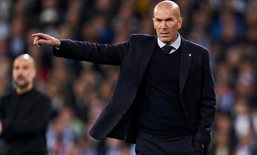 Ζιντάν: «Θα απαντήσω για το μέλλον μου στο τελευταίο ματς»