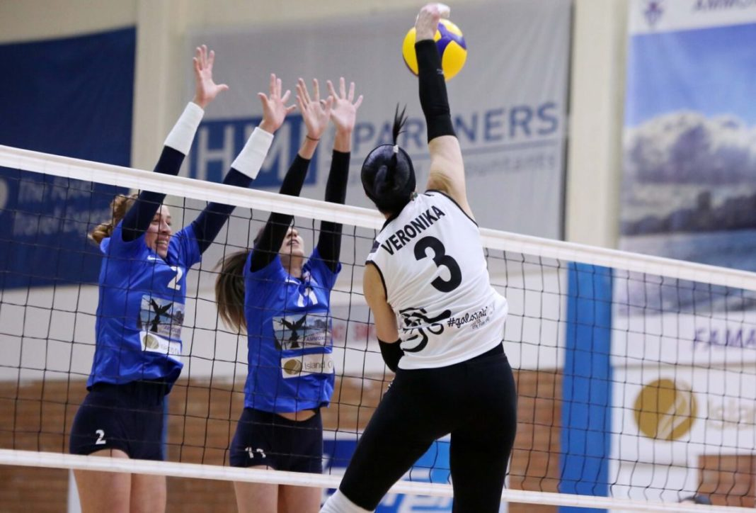 volley