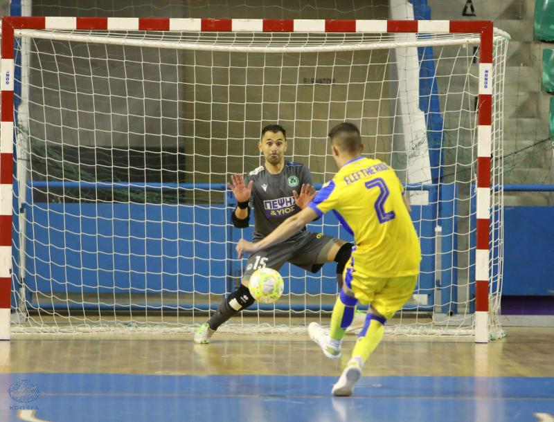 ΑΠΟΕΛ και Ομόνοια διεκδικούν απόψε το Super Cup Futsal