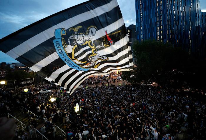 202110saudiarabia Newcastle United