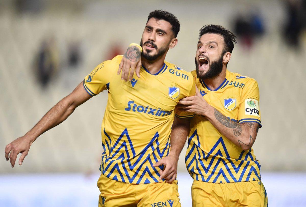 Καρώ: «Είμαστε ο ΑΠΟΕΛ και πρέπει να παίρνουμε την νίκη σε κάθε παιχνίδι»