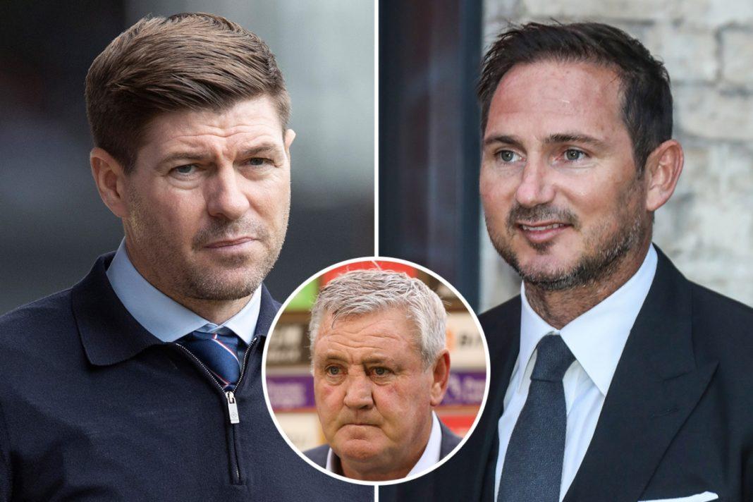 Sport Preview Gerrard Lampard Bruce