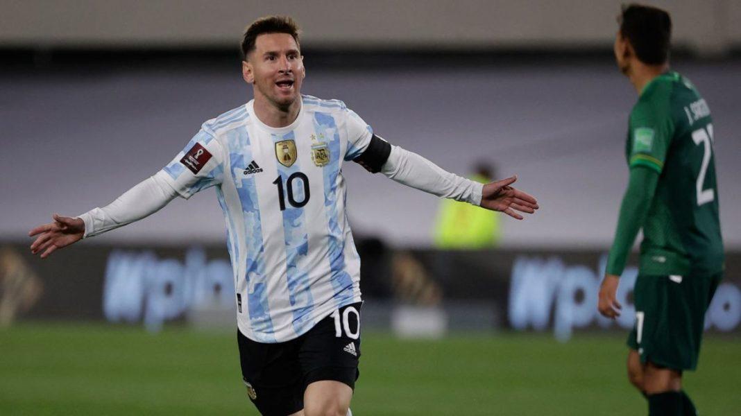 Argentina V Bolivia 1228352