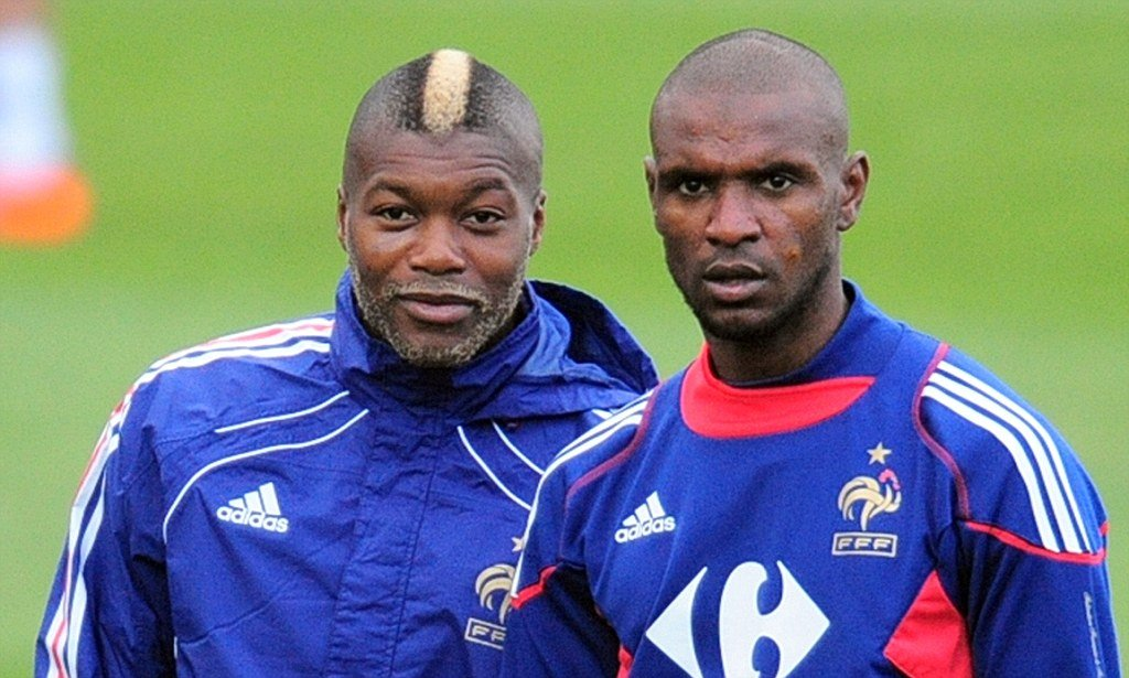 France's National Football Team Striker