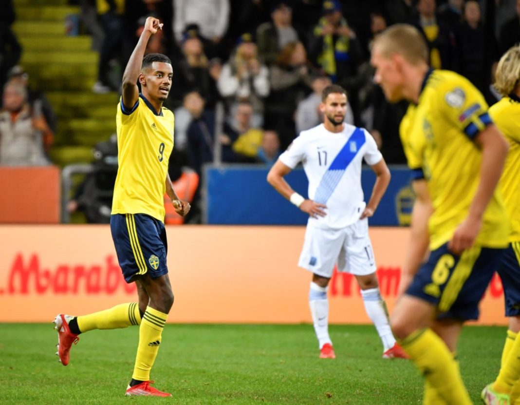 Sweden Vs Greece