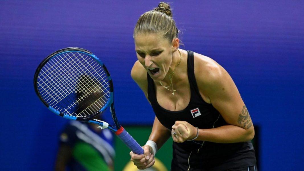 Karolina Pliskova Very Proud To Clinch Wta Finals Berth For Fifth Time